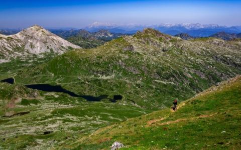 Beklimming Rotmandlspitze